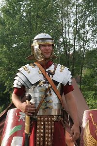 Roman Armor from Wiki