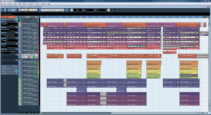 Everything Remix Tracking