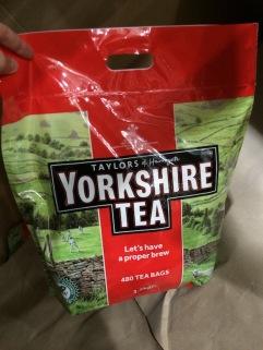 Tea at Costco