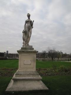 So much nudity in Paris ;)